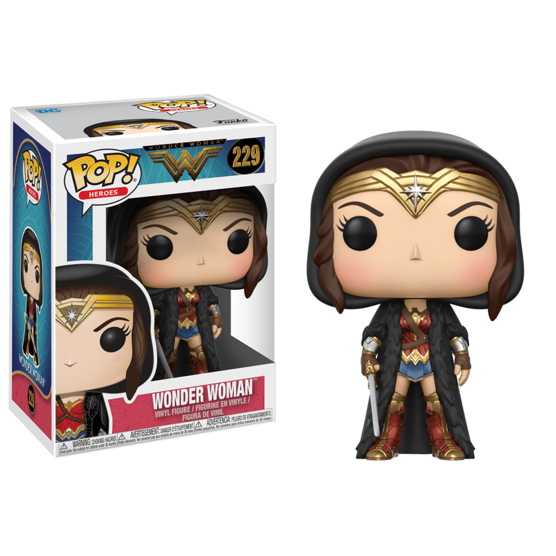 Wonder Woman (Cloaked)
