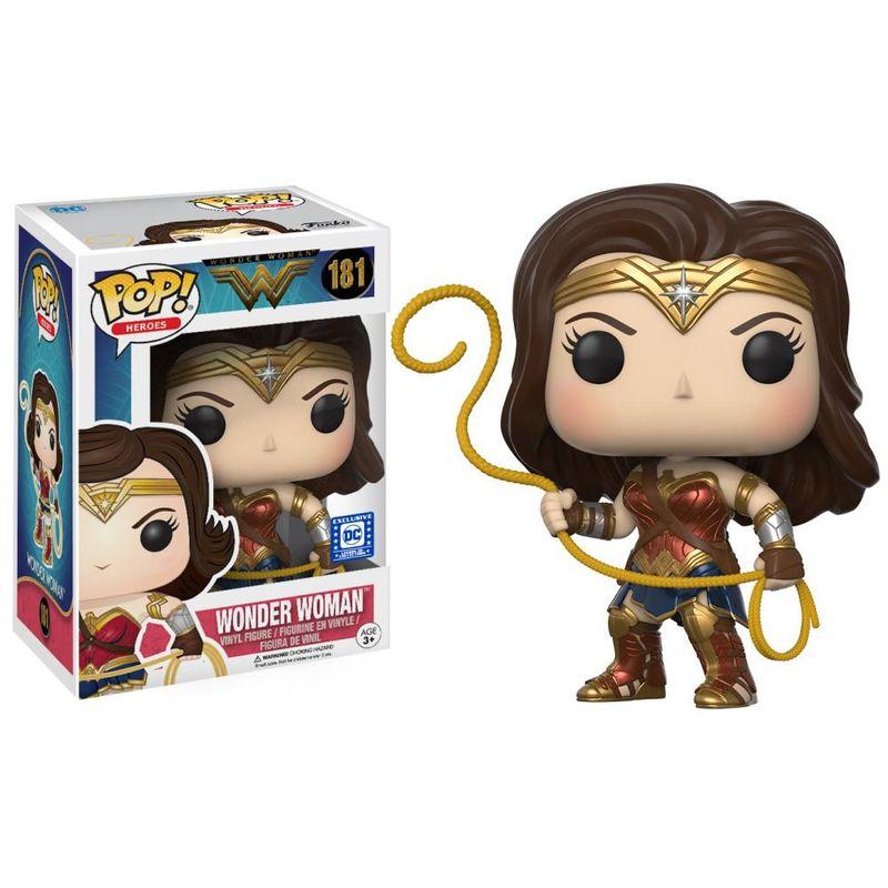 Wonder Woman (Movie) (Lasso of Truth)