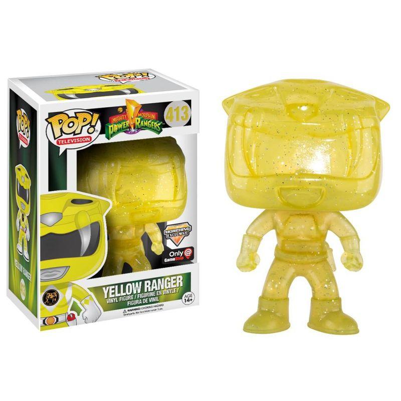 Yellow Ranger (Morphing)