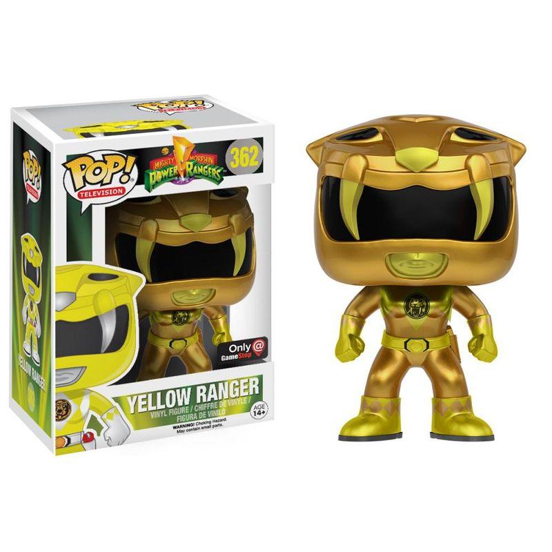 Yellow Ranger (Gold)