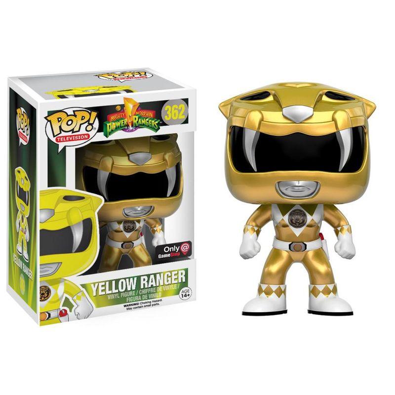 Yellow Ranger (Metallic)