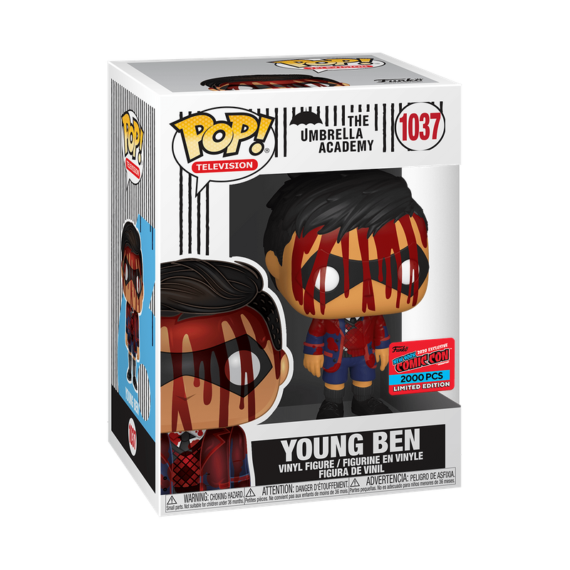 Young Ben (Bloody)