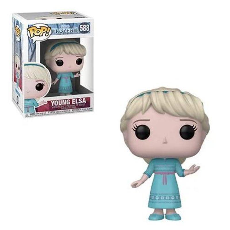 Young Elsa (Frozen 2)