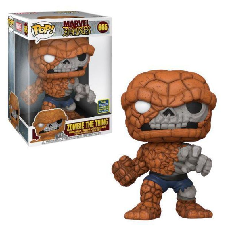Zombie the Thing (10-Inch) [Summer Convention]