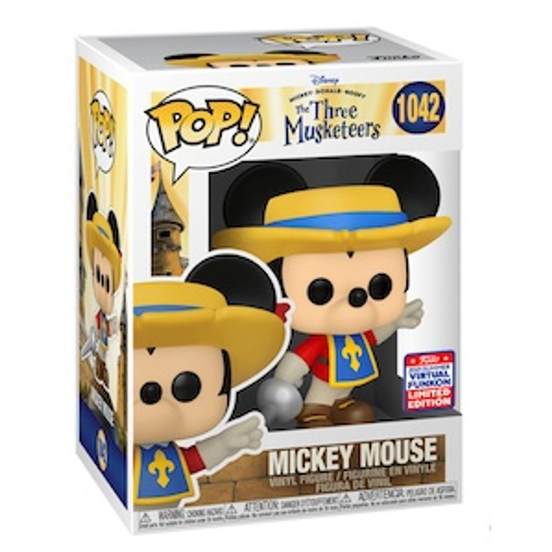 Mickey Mouse (Musketeers)