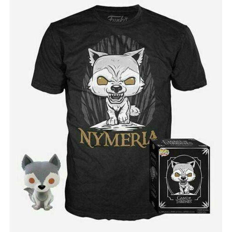 Nymeria and Nymeria Tee