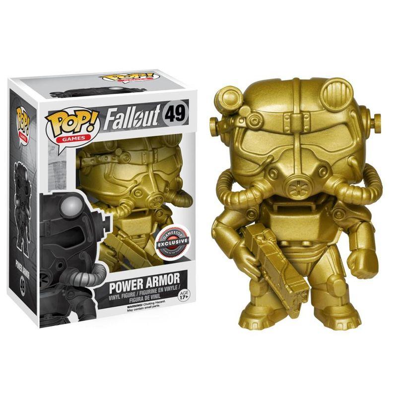 Power Armor (Gold)