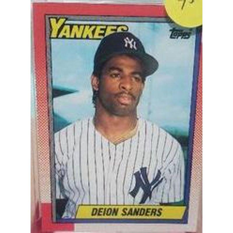 Deion Sanders - 1990 Topps