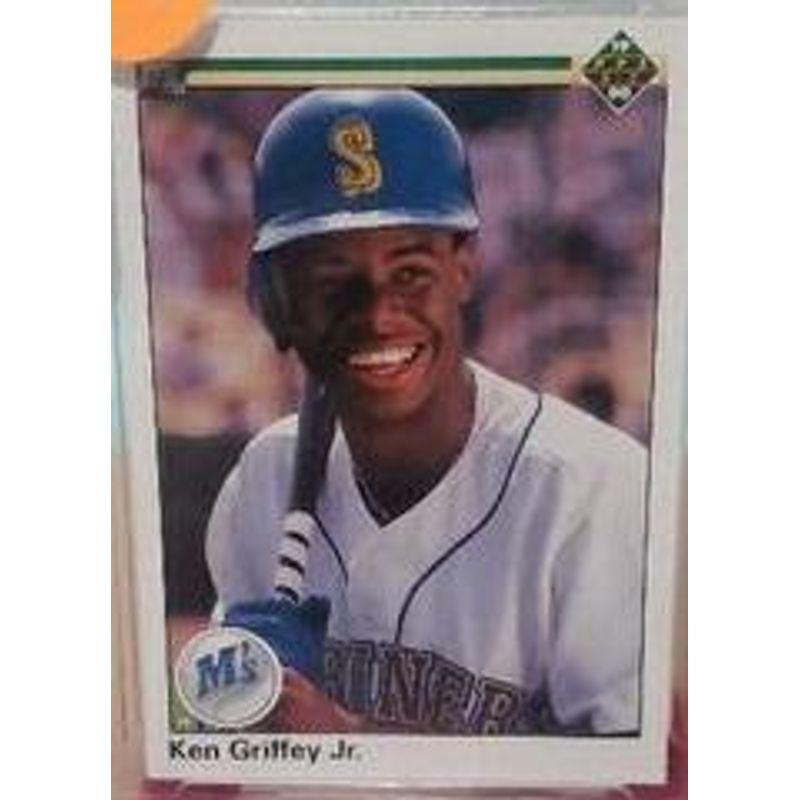 Ken Griffey Jr. - 1990 Upper Deck