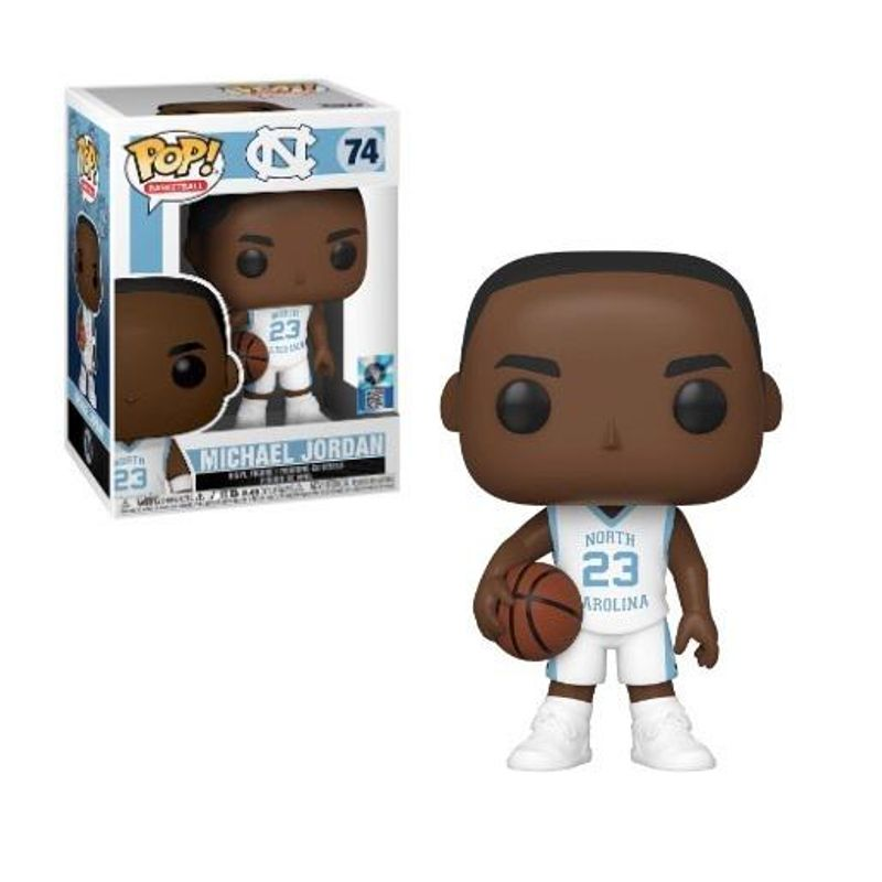 Michael Jordan (UNC White)