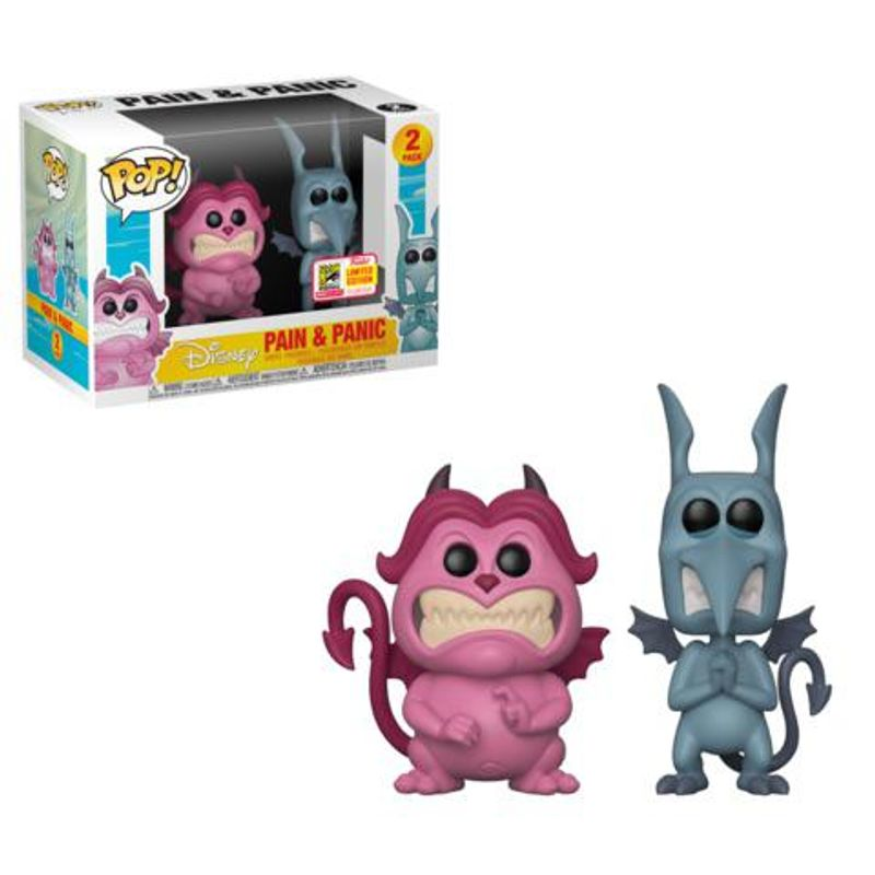 Pain & Panic (2-Pack) [SDCC]