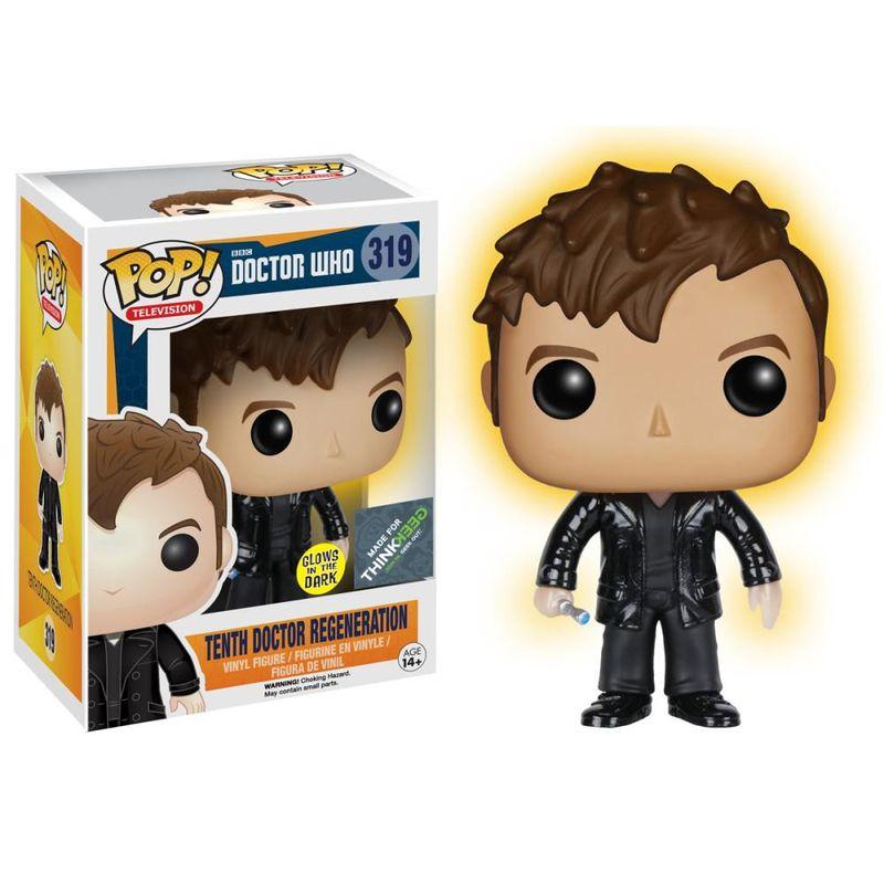 Tenth Doctor (Regeneration)