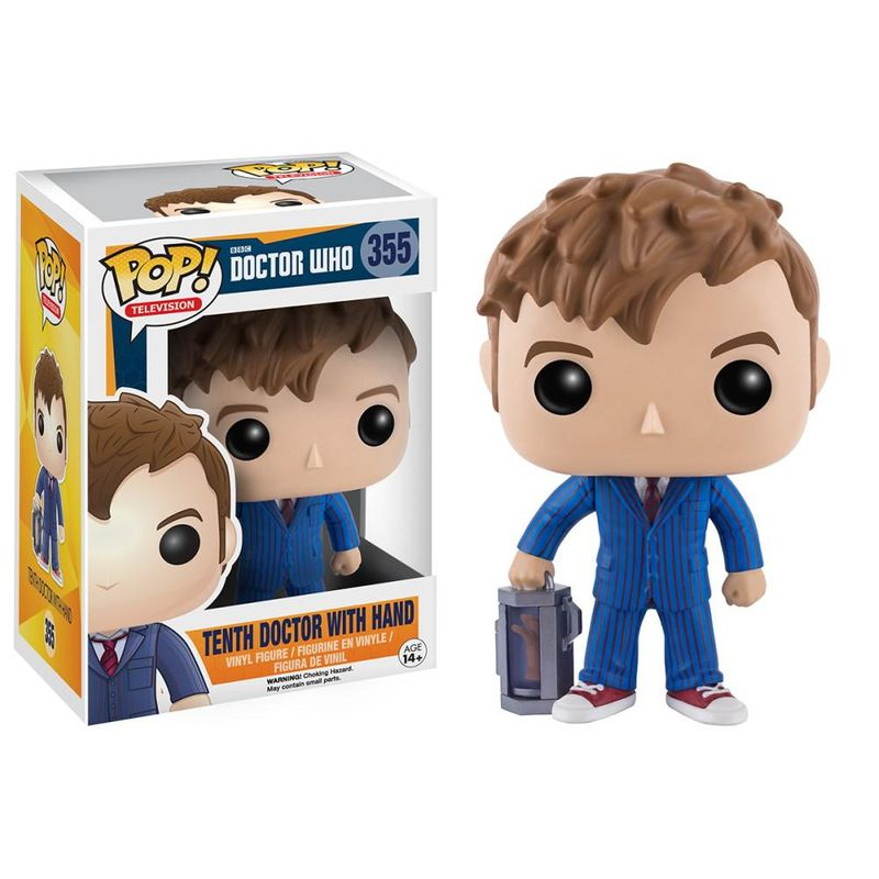 Tenth Doctor (w/ Hand)