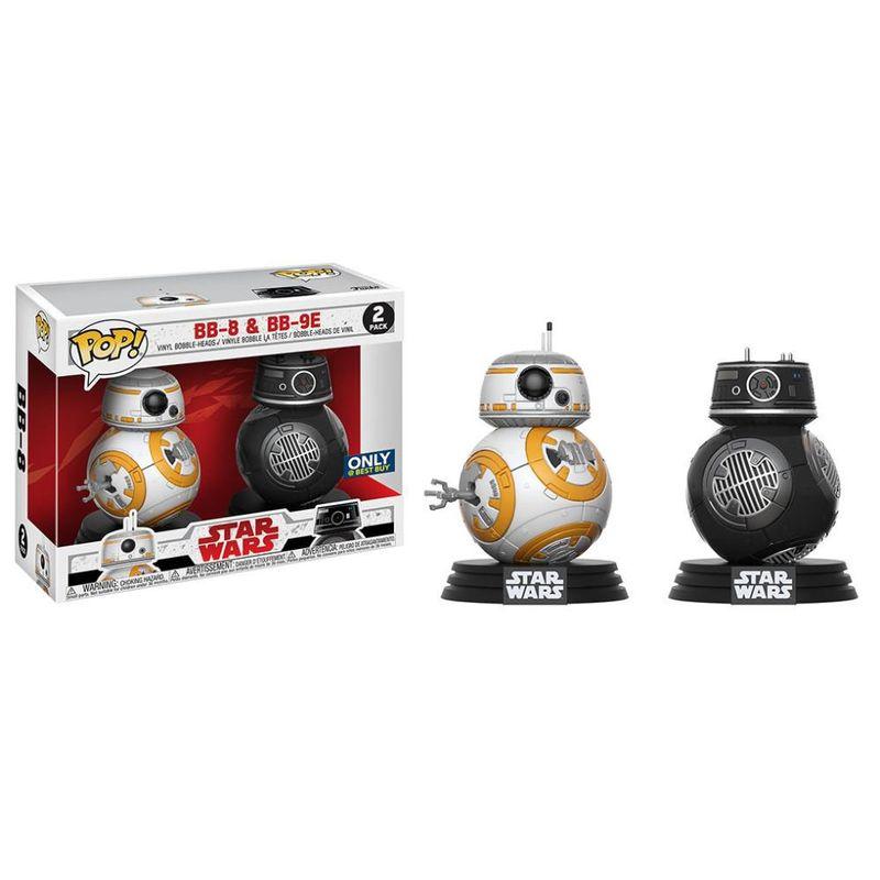 BB-8 & BB-9E (2-Pack)