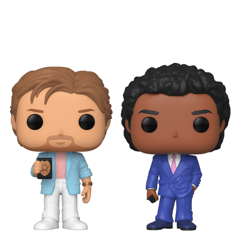 Crockett and Tubbs (2-Pack)