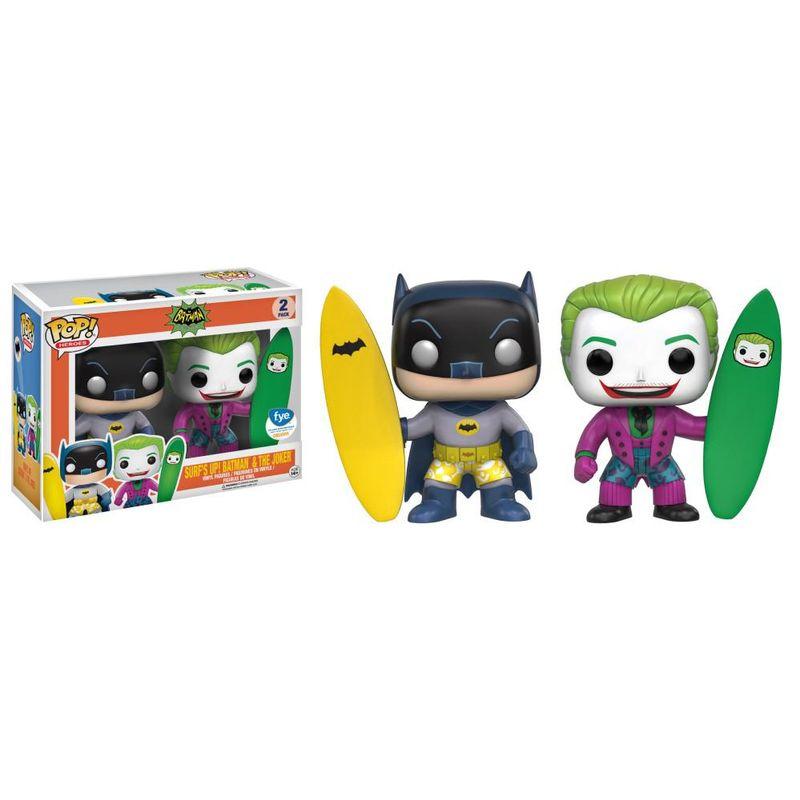 Batman & Joker Surf's Up 2-Pack