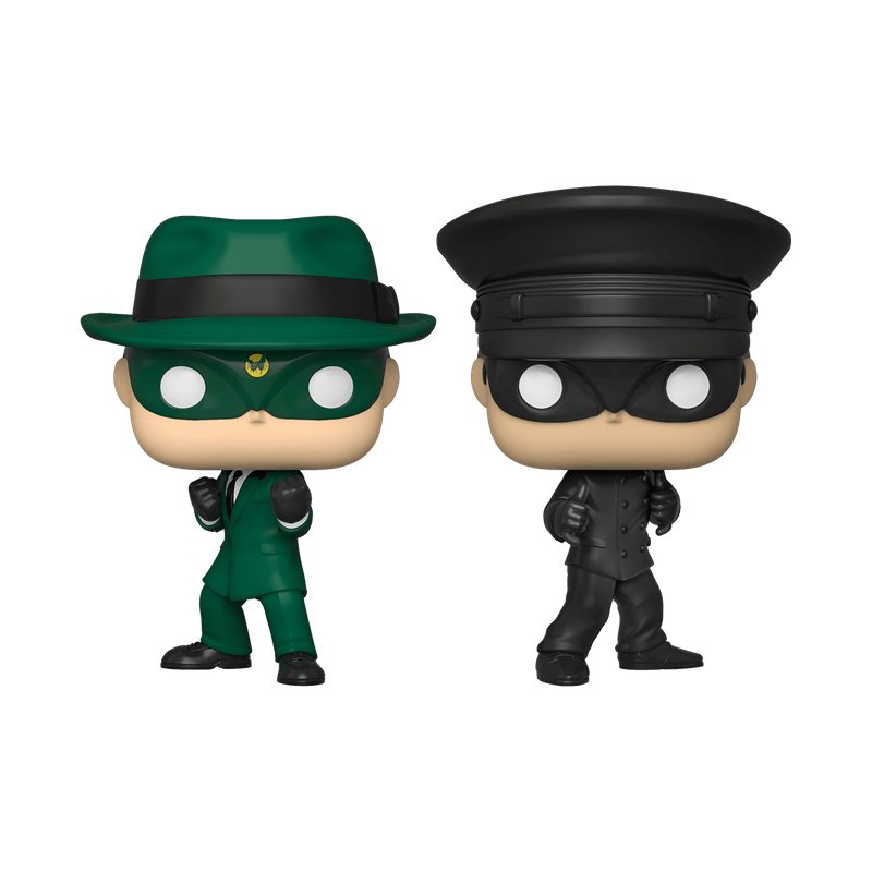 The Green Hornet and Kato (2-Pack) [NYCC]