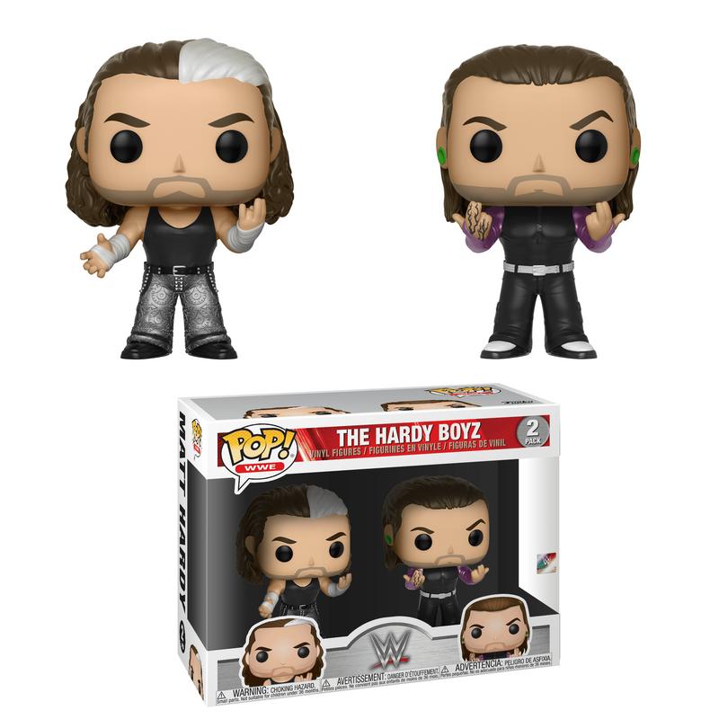 The Hardy Boyz (2-Pack)