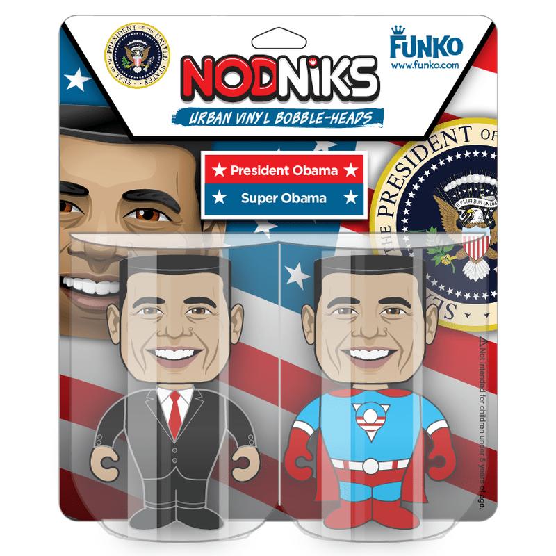 President Obama & Super Obama
