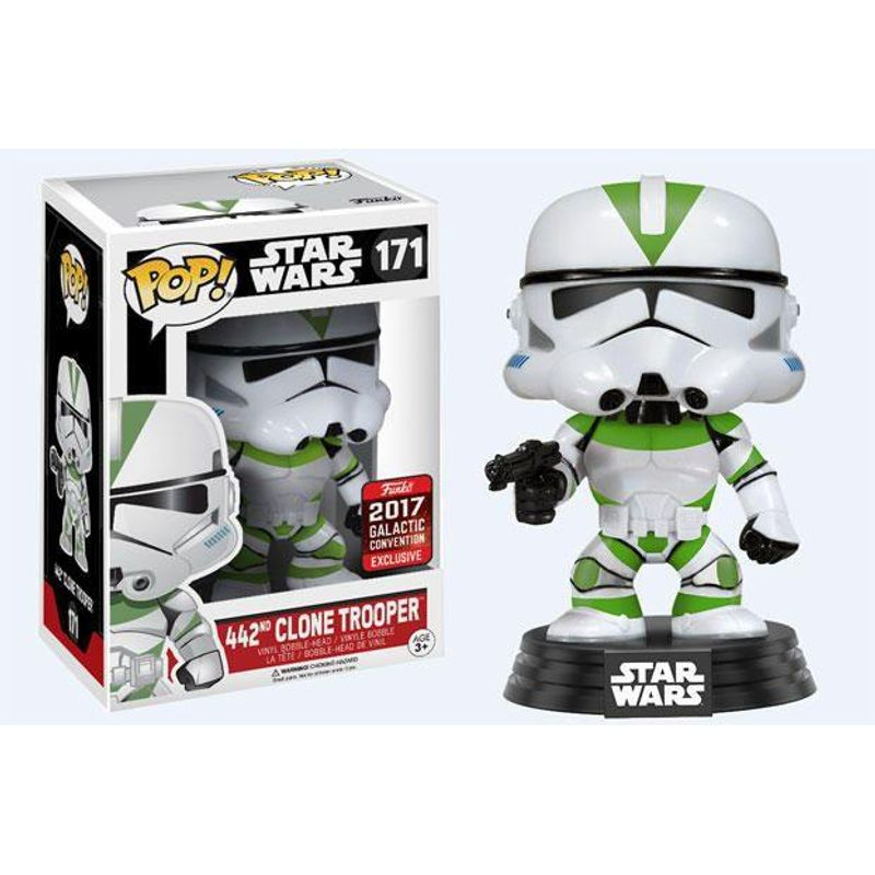 442nd Clone Trooper [Galactic Convention]