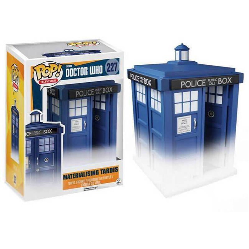 TARDIS (Materialising)